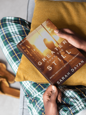 Book of the Month March 2020 - Greater Than the Still
