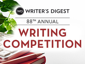October 2019 - Writer's Digest Annual Writing Competition