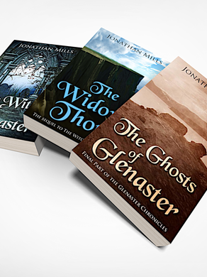 Series Review: The Glenaster Chronicles by Jonathan Mills
