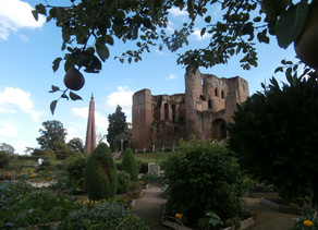 Writing Research - Kenilworth Castle
