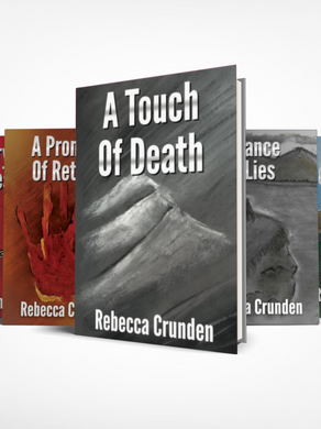 Series Review: The Outlands Pentalogy by Rebecca Crunden