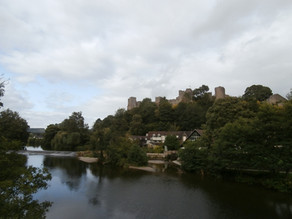 Writing Research - Ludlow Castle
