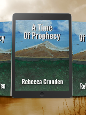 Indie Rebecca Crunden's New Release!
