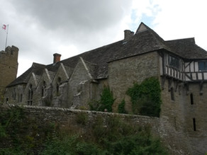 Writing Research - Stokesay Castle