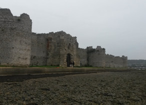 Writing Research - Portchester Castle