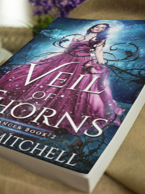 Book Review: Veil of Thorns by Gwen Mitchell