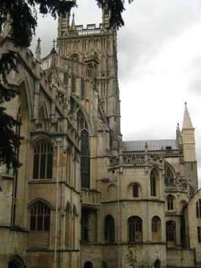 Top 5 Cathedrals in England (that I've visited)