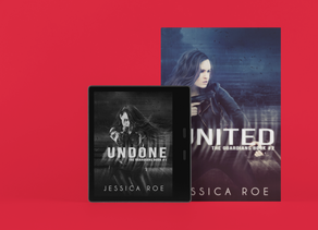 Series Review: The Guardians by Jessica Roe
