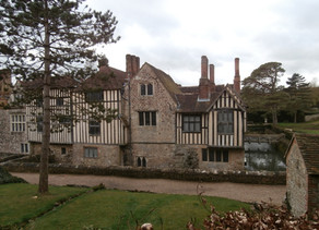 Writing Research - Ightham Mote