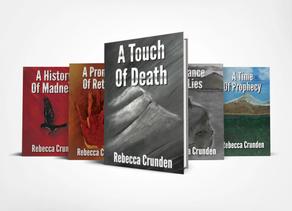 Indie Rebecca Crunden's New Release