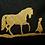 Thumbnail: InfiniTotes Handmade - Waterproof Embroidered Horse & Girl