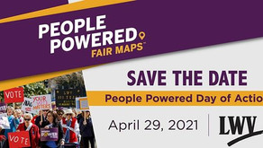 (Virtual) Day of Action On Redistricting