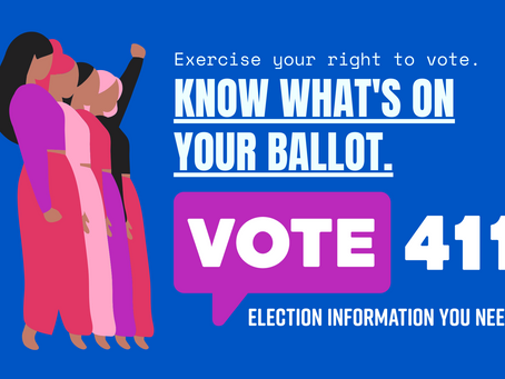 What is on your ballot for the Nov. 3 Election