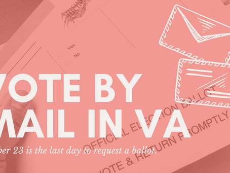 Voting by Mail in Virginia