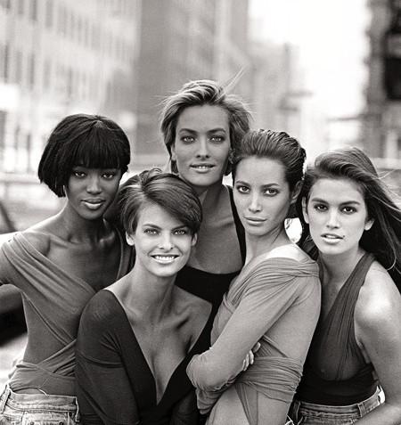 Super Models 1990