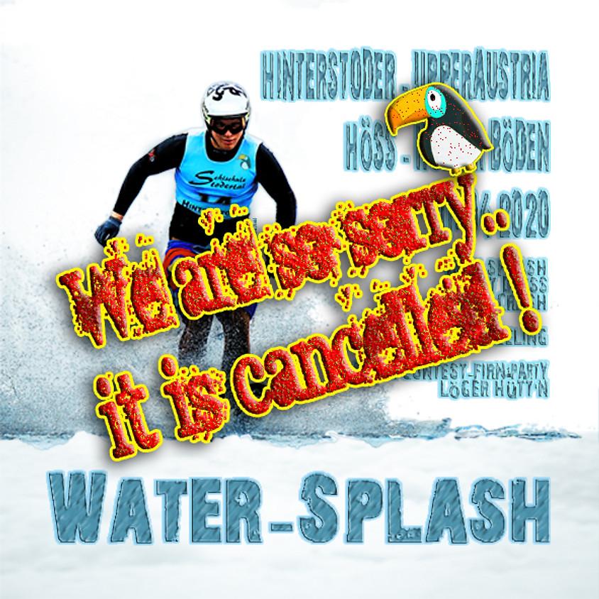 Water-Splash Hinterstoder