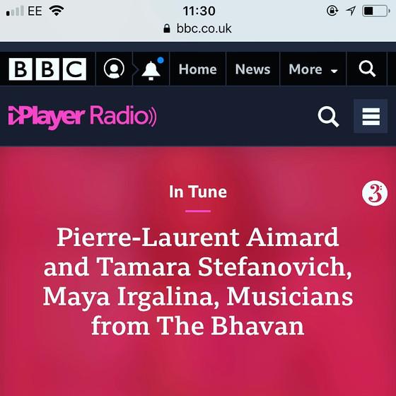 BBC 3 In Tunes