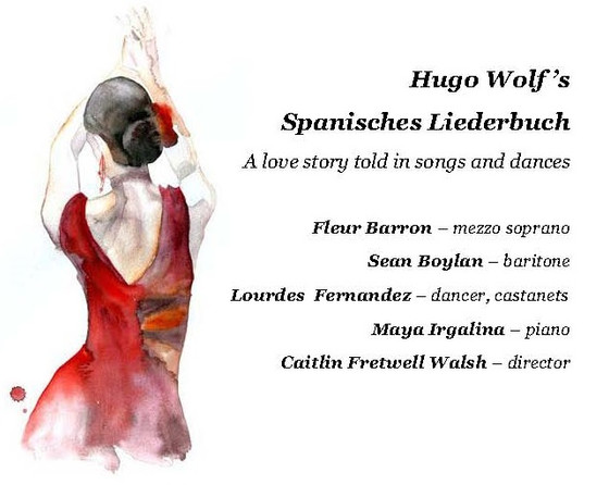 Spanishes Liederbuch Project - 31st of May Performance