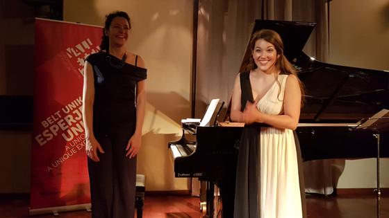 Accademia Filarmonica Romana with Nicola Said