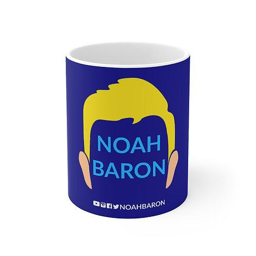 Noah Baron Logo Mug 11oz
