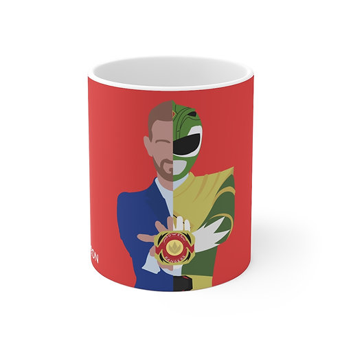Noah Baron/Green Ranger Mug - 11oz