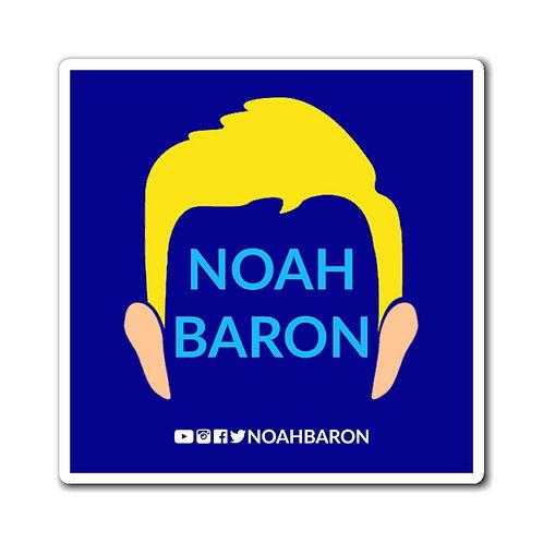 Noah Baron Logo Magnets