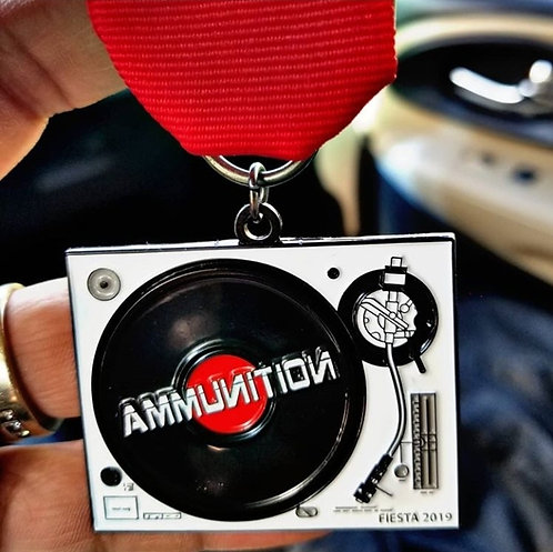 2019 Fiesta Medal (Single)