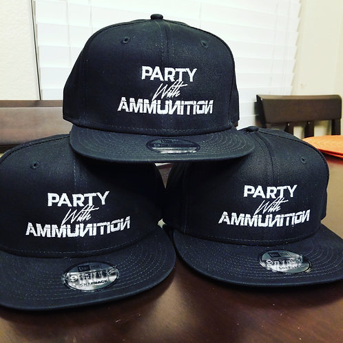 Party with Ammunition Hat