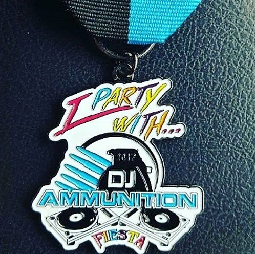 Fiesta Medal (ALL THREE)