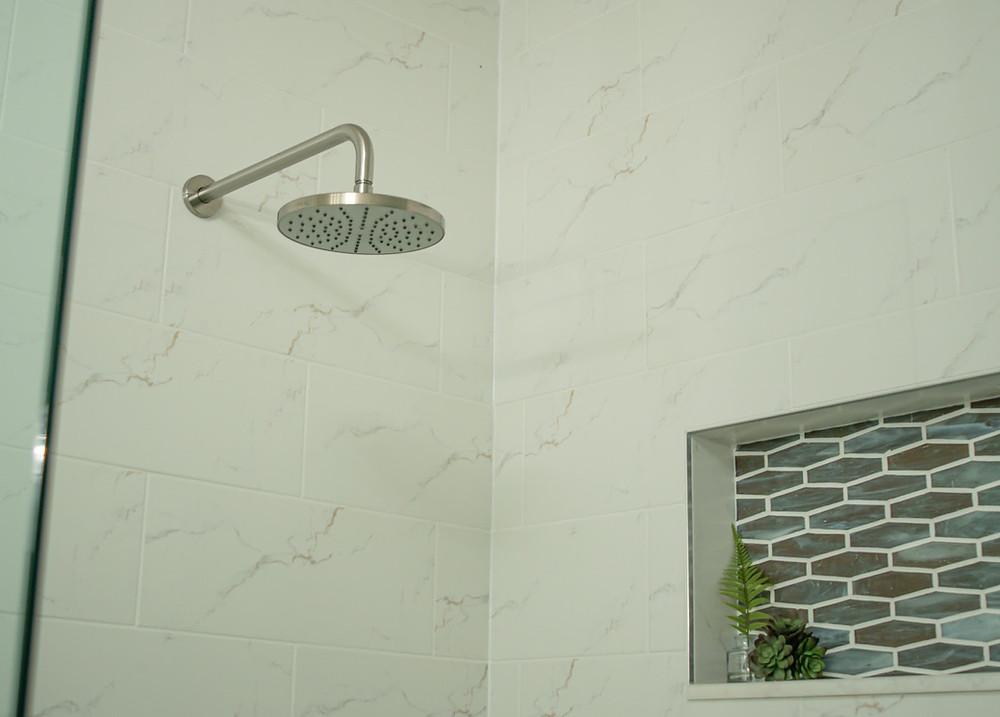 Bathroom Shower | Pinnacle Interior Designs