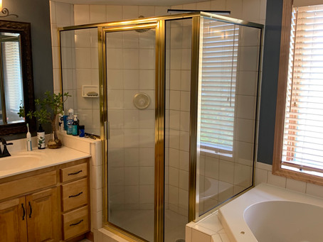 Plymouth Master Bath- Part 1