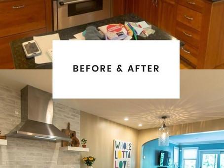 Design Tip Tuesday: Kitchen Tile Backsplash