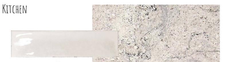 Granite & Back Splash Selection | Pinnacle Interior Designs