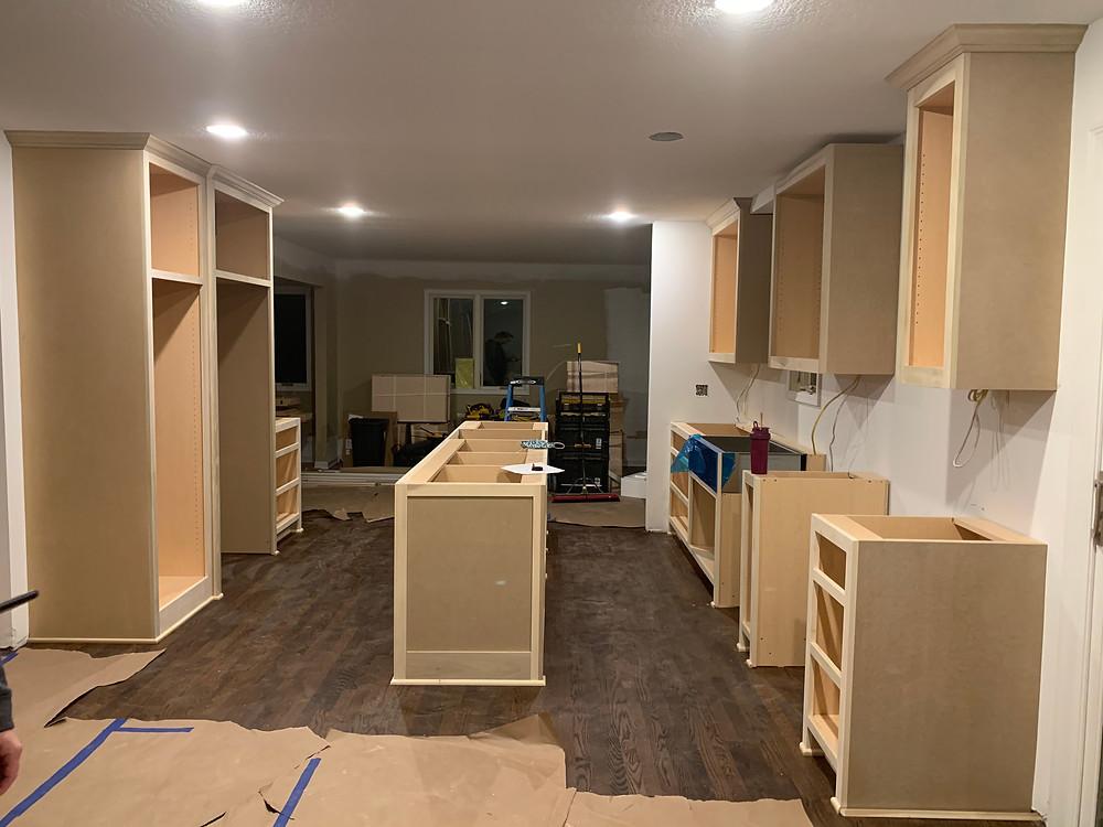 Custom Cabinetry | Pinnacle Interior Designs