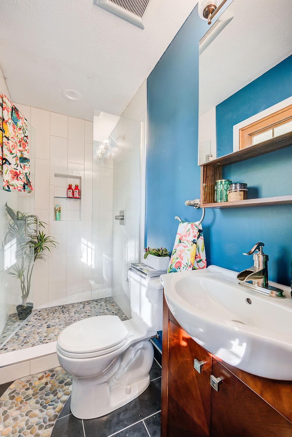 Master Bathroom Magic- Frost part 1 | Pinnacle Interior Designs