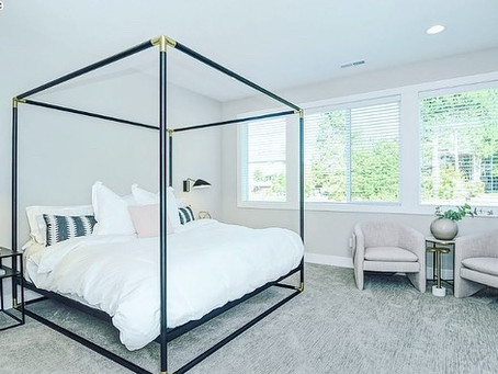 MODERN MASTER BEDROOM | Client Connection- Smith part 2