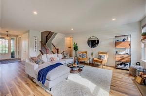 Modern Farmhouse Main Floor | Pinnacle Interior Designs