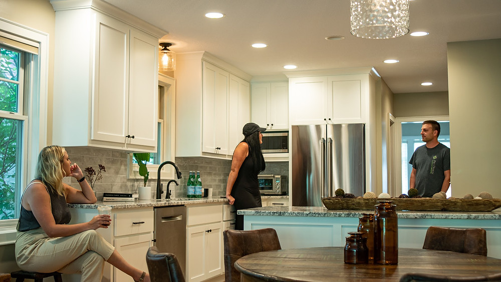 Pinnacle Interior Designs & Pro Design Custom Cabinetry
