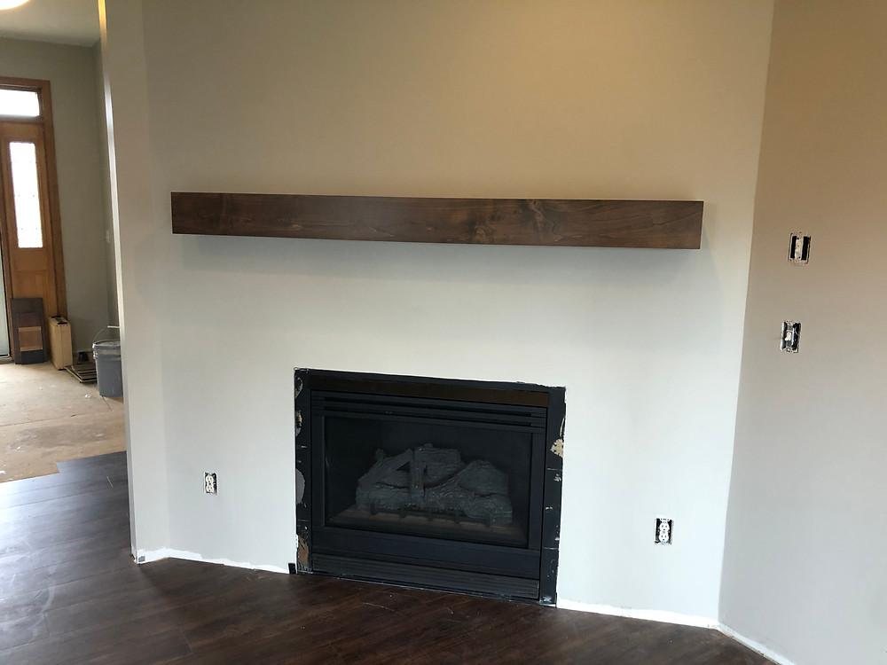 Fireplace remodel | Pinnacle Interior Designs