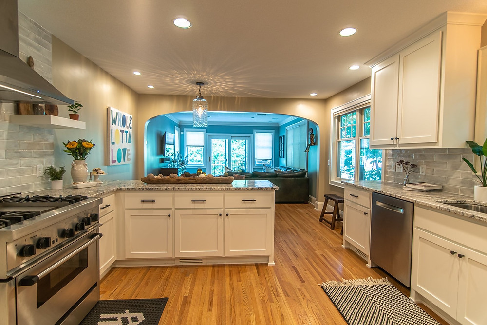 Kitchen Remodel | Pinnacle Interior Designs