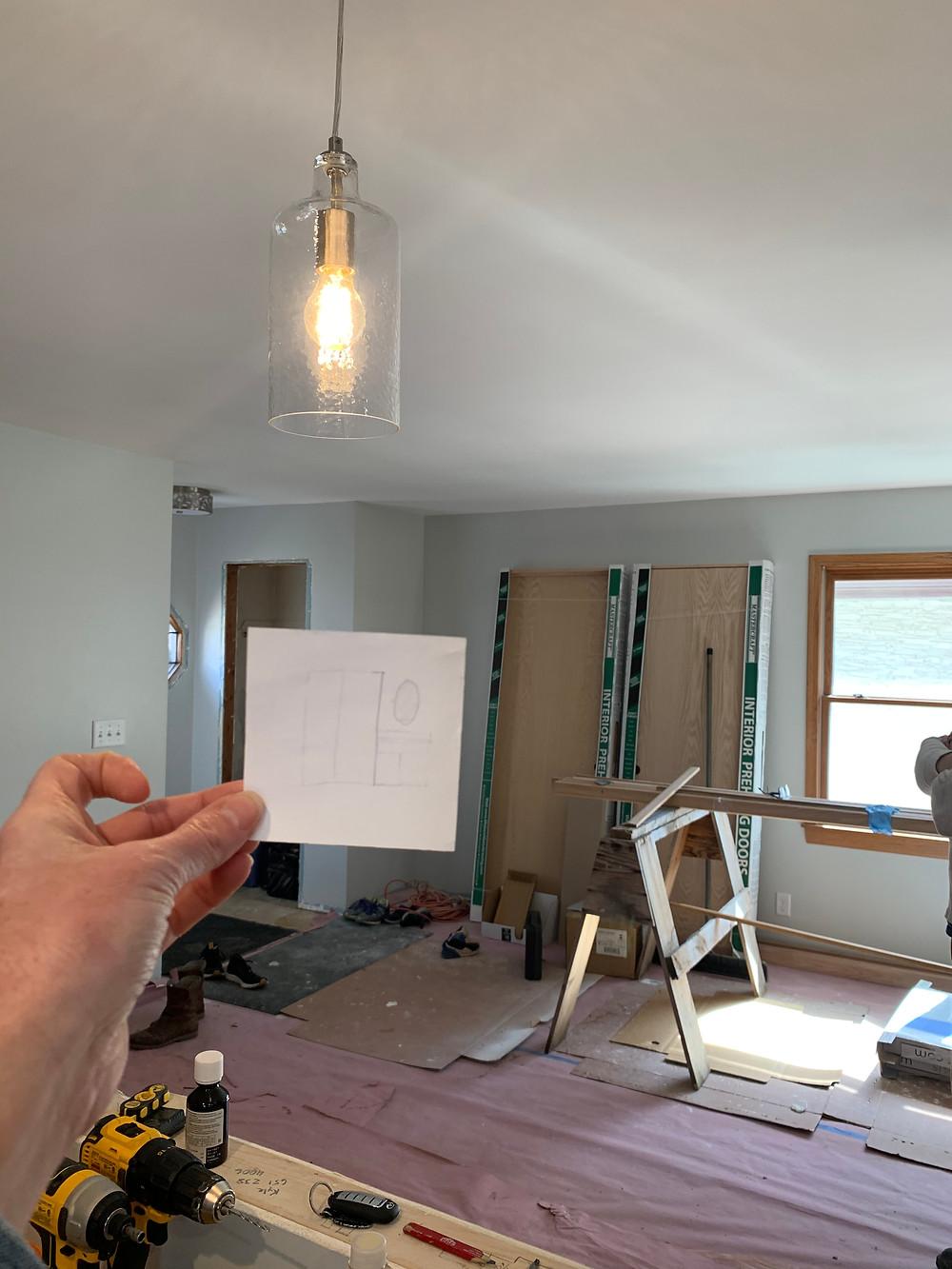 Inspo Drawing | Pinnacle Interior Designs