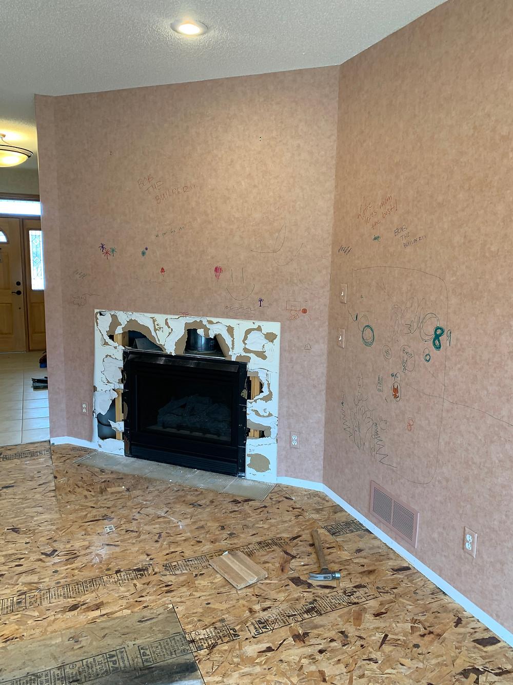 Demo day | Pinnacle Interior Designs