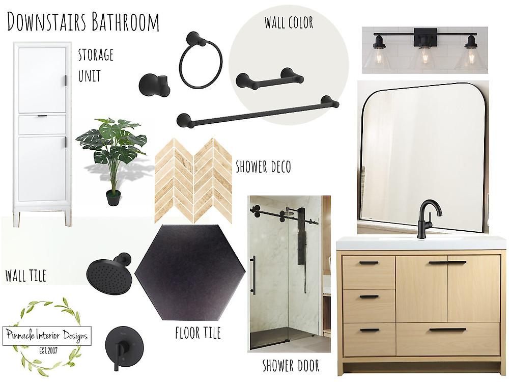 Final Mood Board Design   Pinnacle Interior Designs