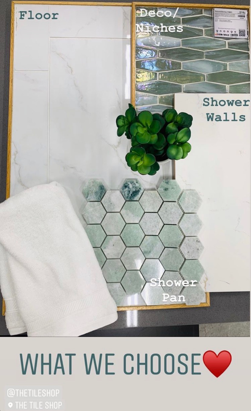 Tile Showroom-Contractor Connection- The Tile Shop | Pinnacle Interior Designs