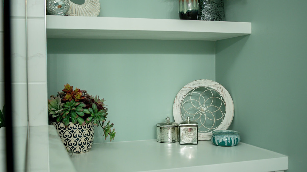 Built-in Staging | Pinnacle Interior Designs