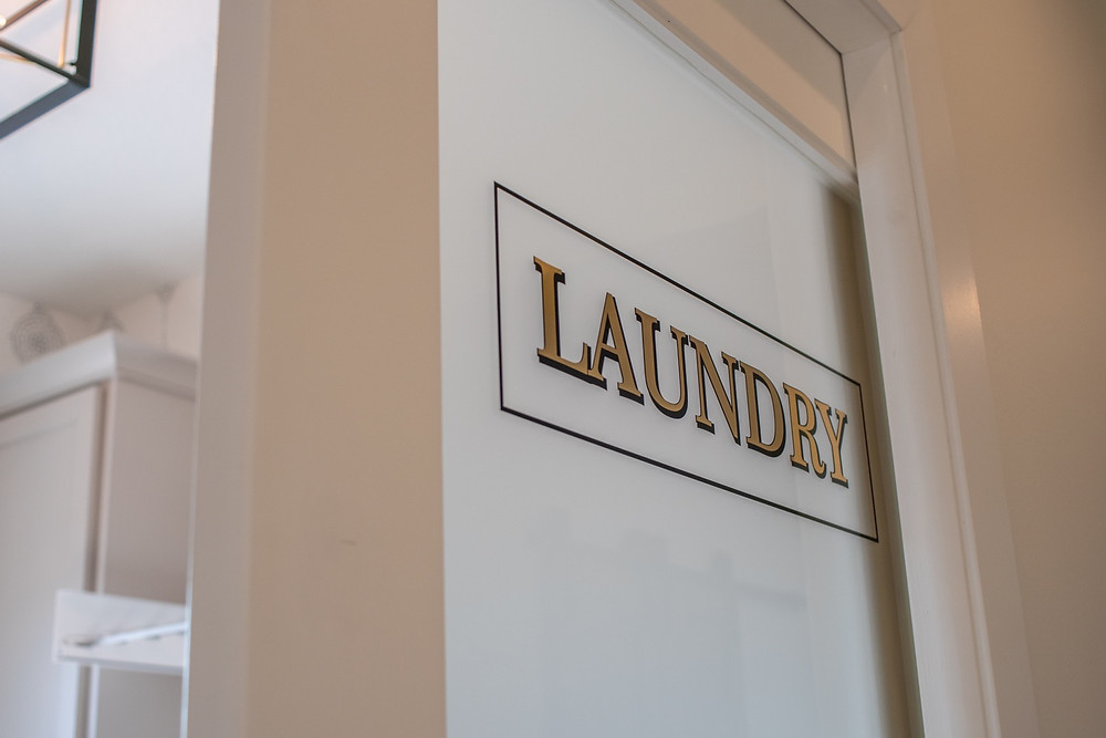Laundry After | Pinnacle Interior Designs