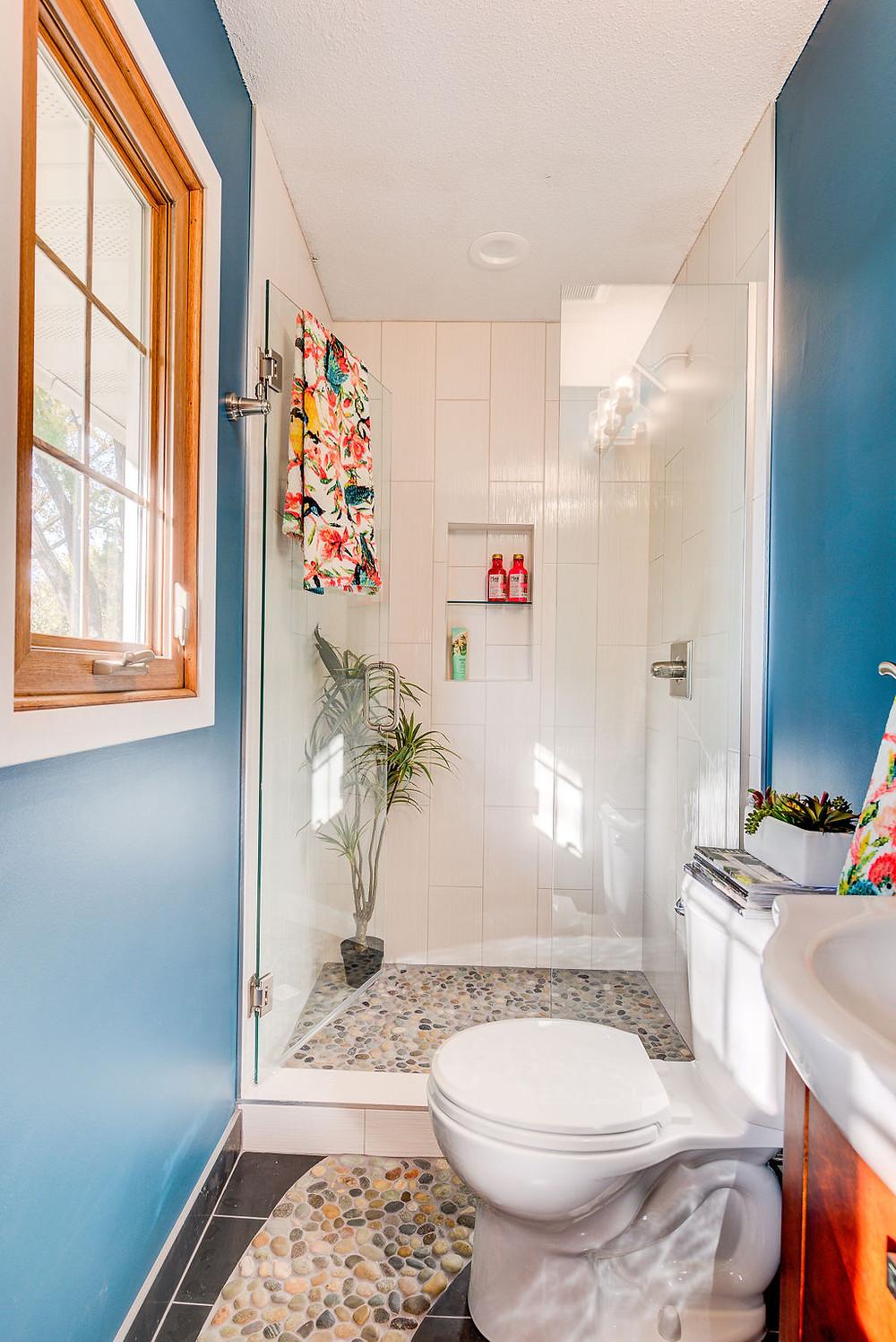 Master Bathroom Magic- Frost part 2 | Pinnacle Interior Designs