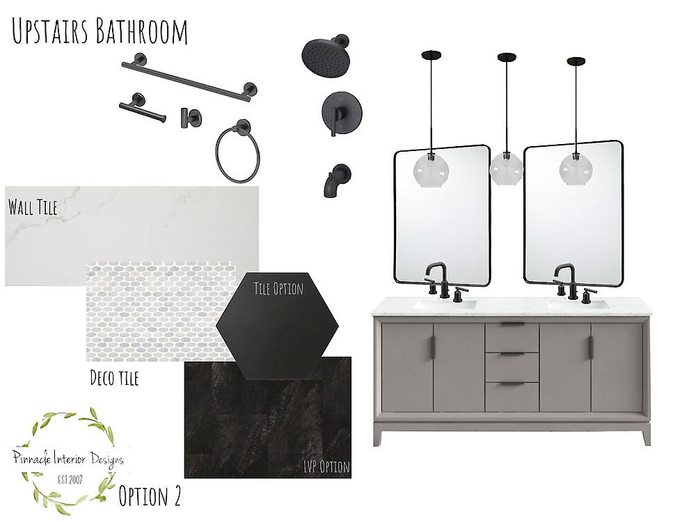 Final Mood Board | Pinnacle Interior Designs