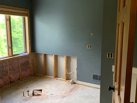 Plymouth Master Bath- Part 2