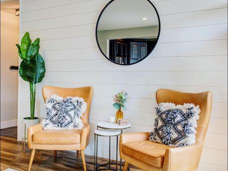 Modern Farmhouse Main Floor- Client Connection- Shaw part 4